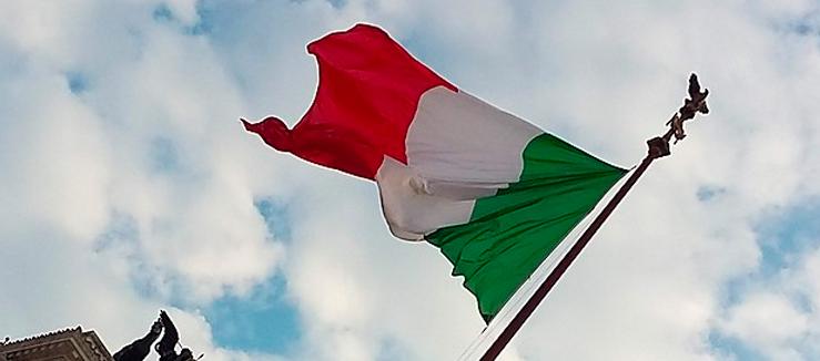 Italia: el comienzo del viaje.