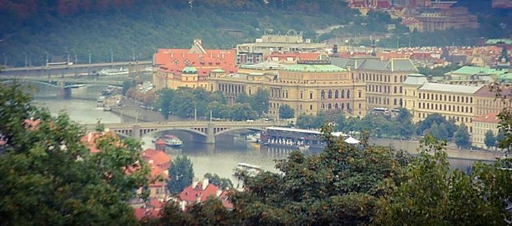 La tan esperada Praga!