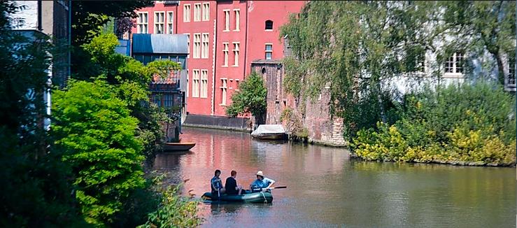Descubriendo un país hermoso: Bélgica. Parte 2 – La energía de Gent.